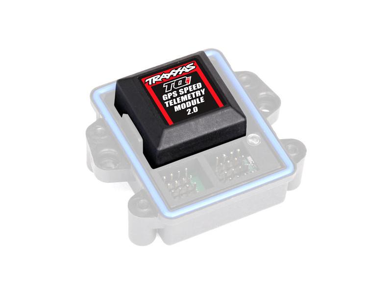 Traxxas telemetria - GPS modul 2.0