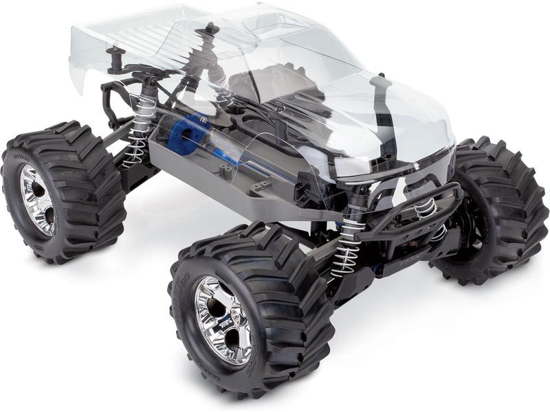 1:10 Traxxas Stampede 4WD Kit (stavebnice)