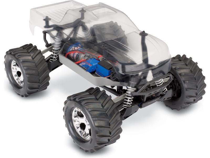 1:10 Traxxas Stampede 4WD TQ (stavebnice)