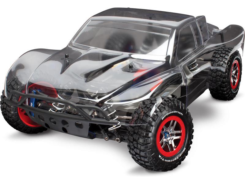 1:10 Traxxas Slash Platinum 4WD VXL LCG PND