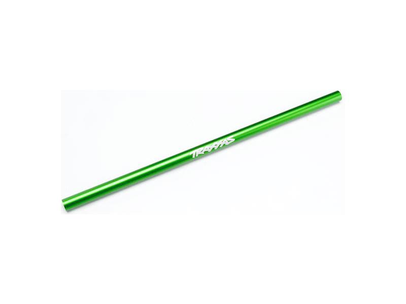 Traxxas hliníková centrální hřídel zelená, TRA6855G, Traxxas 6855G