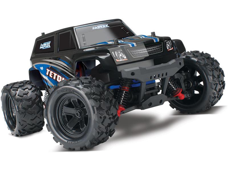 1:18 Traxxas Teton 4WD TQ RTR