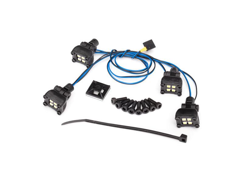 Traxxas LED osvětlení expediční: TRX-4 Sport, TRA8086, Traxxas 8086