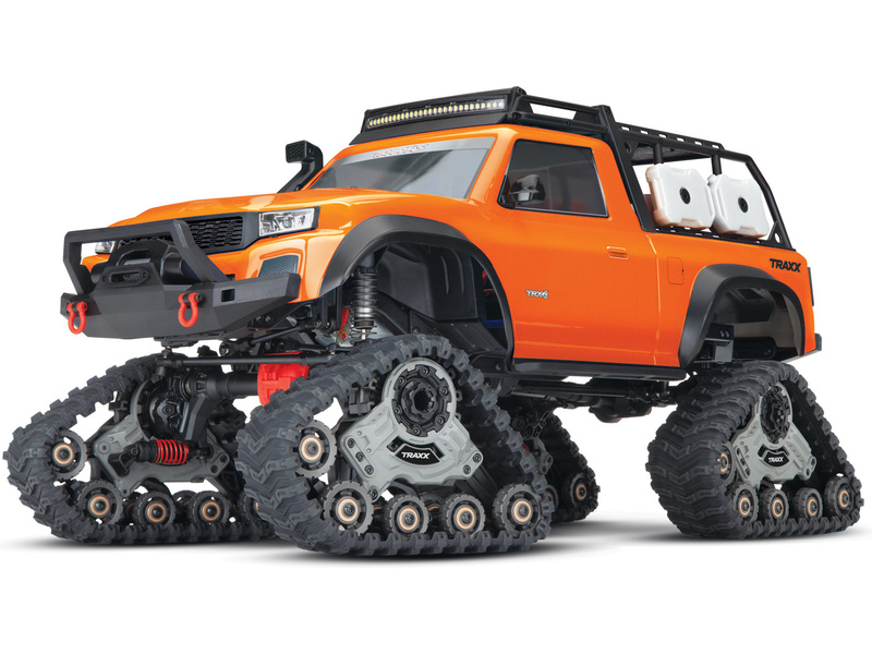 1:10 Traxxas TRX-4 Traxx RTR (Orange)