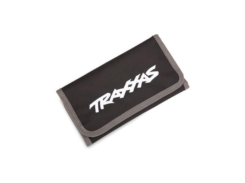 Traxxas obal na nářadí černý, TRA8724, Traxxas 8724