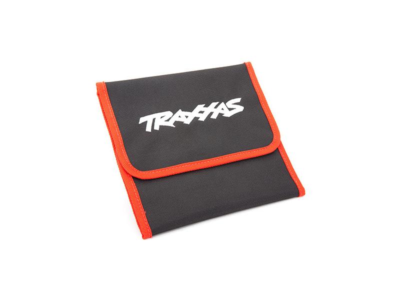 Traxxas obal na nářadí červený, TRA8725, Traxxas 8725