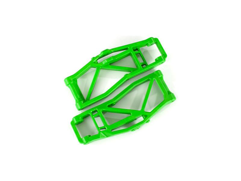Traxxas rameno závěsu kol dolní zelené (2) (pro WideMaxx), TRA8999G, Traxxas 8999G