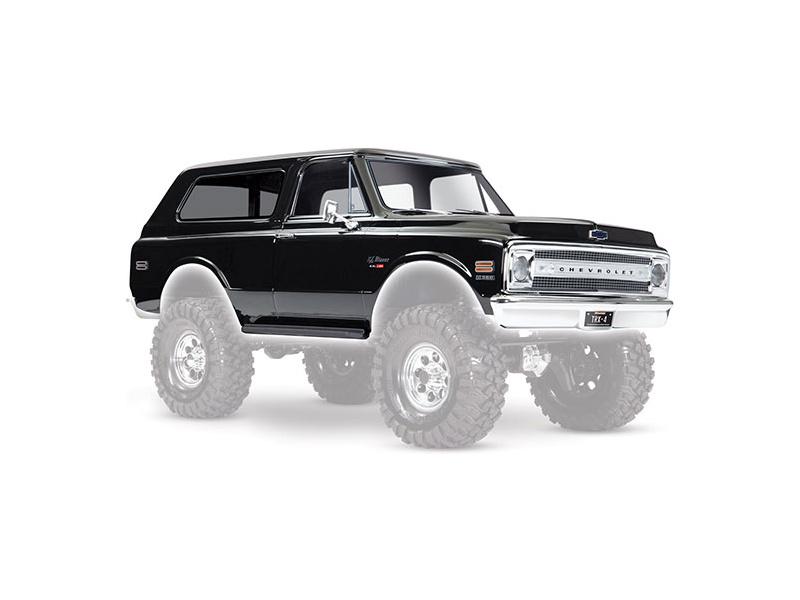 Traxxas karosérie Chevrolet Blazer 1969 černá, TRA9112X