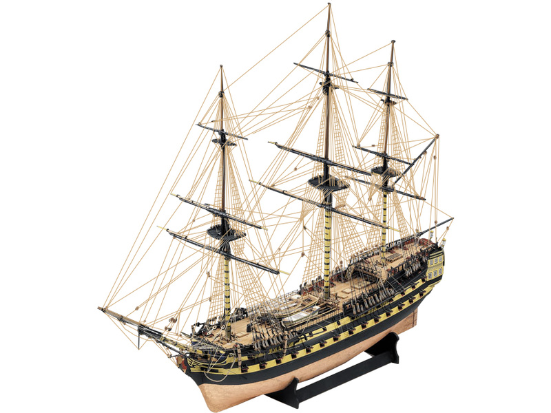 VICTORY MODELS H.M.S. Vanguard 1798 1:72 kit
