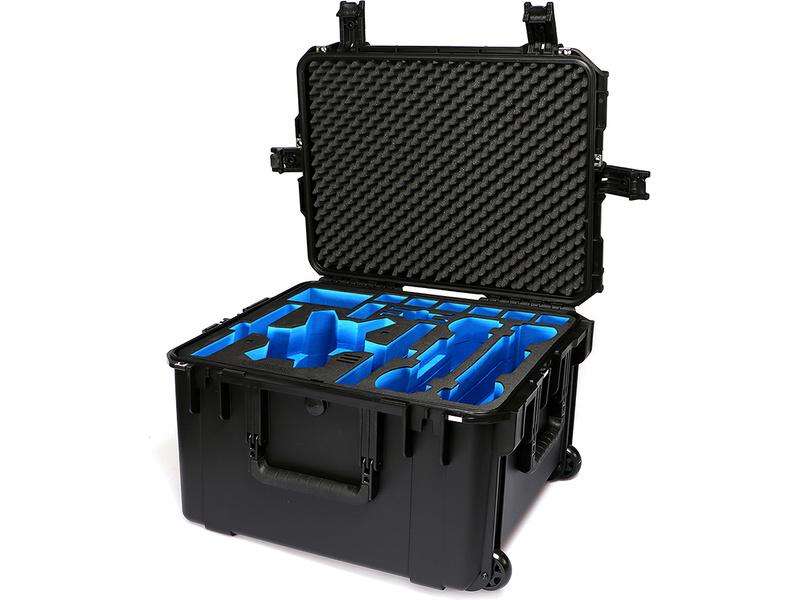 Náhled produktu - Yuneec přepravní kufr (týmový mód) pro H520 / Typhoon H Plus