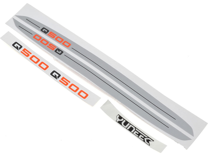 Náhled produktu - Yuneec Q500: Samolepky