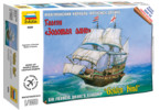 Zvezda Snap Kit - Golden Hind (1:350)